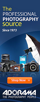 Adorama Pix Ad Banner
